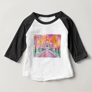 Taj Mahal India Baby T-Shirt