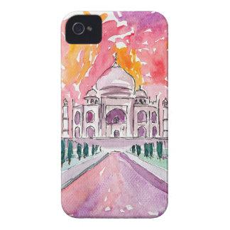 Taj Mahal India Case-Mate iPhone 4 Cases