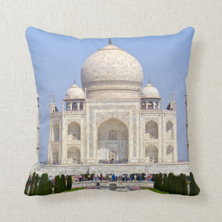 Taj Mahal - India Cushion