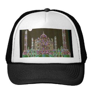 TAJ Mahal Mughal Architecture India Agra Heritage Cap