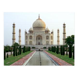 Taj Mahal Postcard