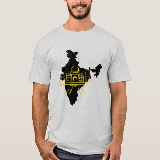 Taj Mahal Printed T-shirt
