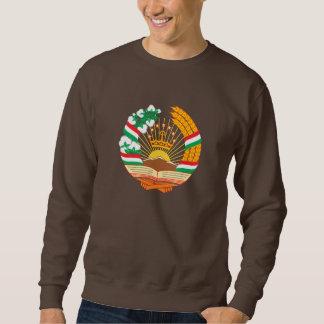 Tajik coat of arms sweatshirt