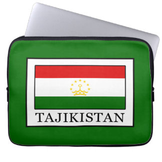 Tajikistan Laptop Sleeve