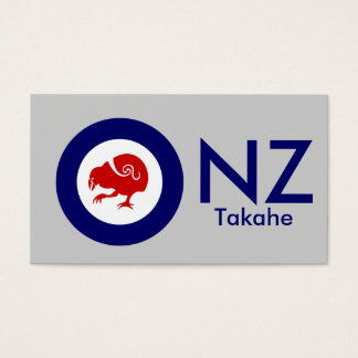 Takahe Air Force Roundel