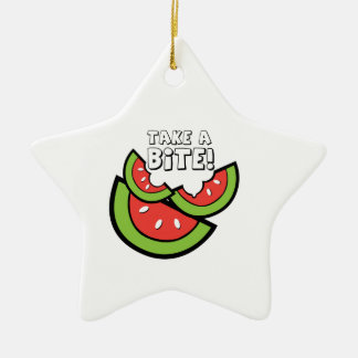 Take a Bite Ornament