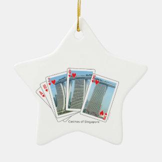 Take A Chance On Me - Customizable Christmas Ornament