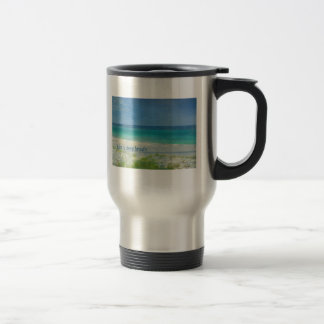 Take a Deep Breath Ocean Travel Mug