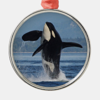 Take a Flying Leap Ornament