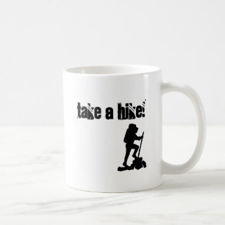 Take a Hike! Coffee Mug