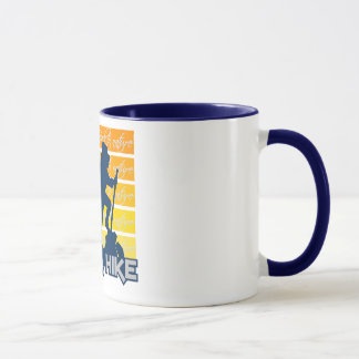 Take a Hike mug, customizable - choose style Mug