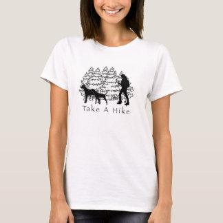 Take a Hike Shirt- Ridgeback/Coonhound T-Shirt
