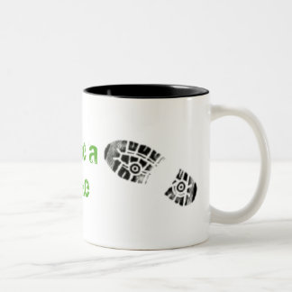Take a Hike Two-Tone Mug