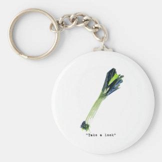 take a leek - light key ring