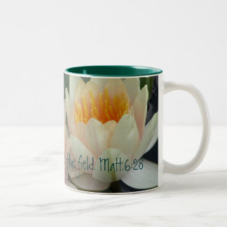 Take a lesson... Two-Tone coffee mug