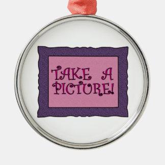 Take A Picture Ornament