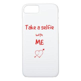 Take a selfie iPhone 7 case