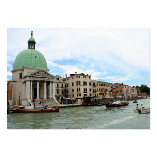 Take a trip down the Grand Canal in Venice Pack Of Chubby Business Cards