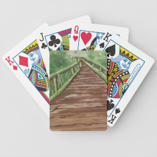 take a walk poker deck