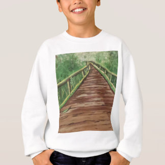 take a walk sweatshirt