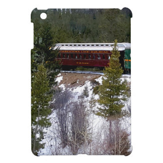 Take A Winter Ride On The Georgetown Loop Railroad Cover For The iPad Mini