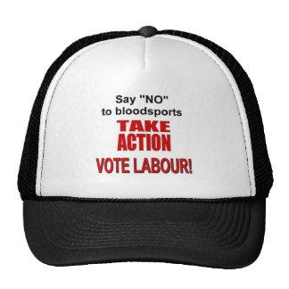 Take Action Mesh Hats