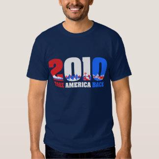 Take America Back 2010 Tee Shirt
