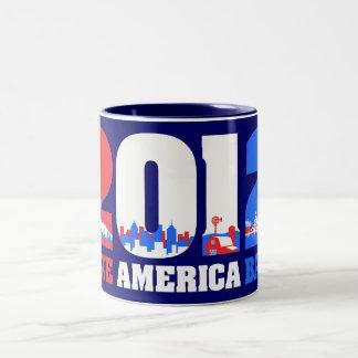 Take America Back 2012 Coffee Mug