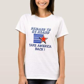 Take America Back T-Shirt