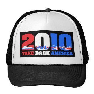 Take Back America 2010 Mesh Hat