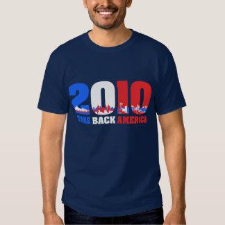 Take Back America 2010 T Shirt