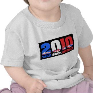 Take Back America 2010 T-shirts