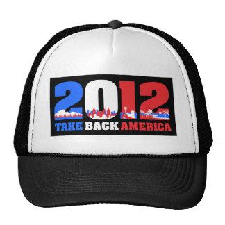 Take Back America 2012 Mesh Hat