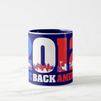 Take Back America 2012 Mug