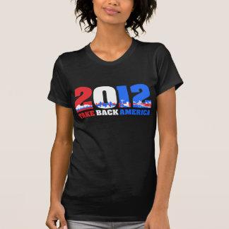 Take Back America 2012 Tees
