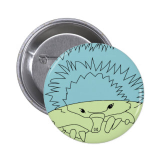 Take Chubby with you everywhere 6 Cm Round Badge