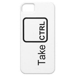 Take CTRL Phone Case