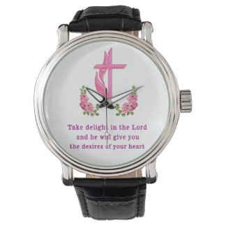 take delight in the Lord Watch