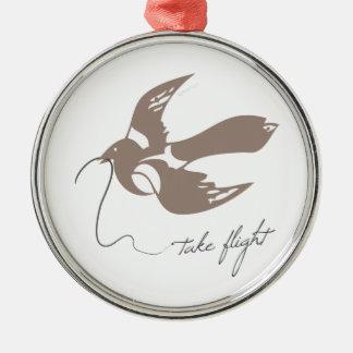 Take Flight Christmas Ornaments