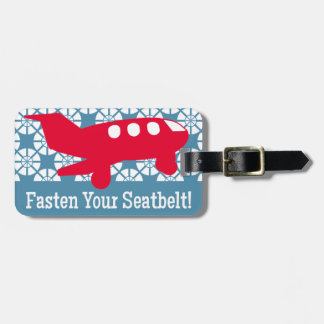 Take Flight, Kiddo! Luggage Tag