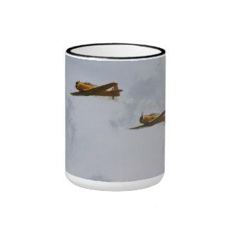 Take Flight Ringer Mug