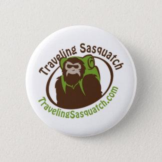 Take home a Traveling Sasquatch! 6 Cm Round Badge