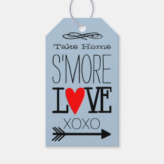 Take Home S'more Love Guest Favor- Customize Color