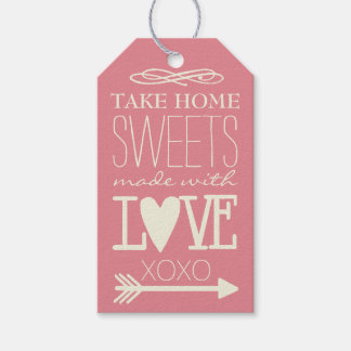 Take Home Sweets Guest Favor (Customize The Color)