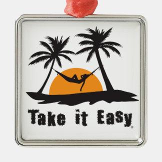 Take It Easy Ornaments