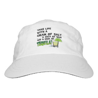 Take Life With a Grain of Salt & A Shot of TEQUILA Hat