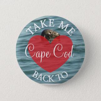 Take Me Back to Cape Cod Button