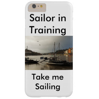 Take me Sailing Barely There iPhone 6 Plus Case