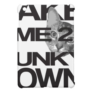 Take Me To Funky Town Cat iPad Mini Cover