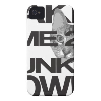 Take Me To Funky Town Cat iPhone 4 Case